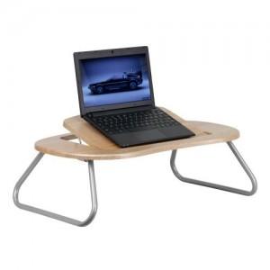 Flash Furniture NAN-JN-2779-GG Angle Adjustable Laptop Computer Table