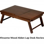 Winsome Wood Alden Lap Desk Review