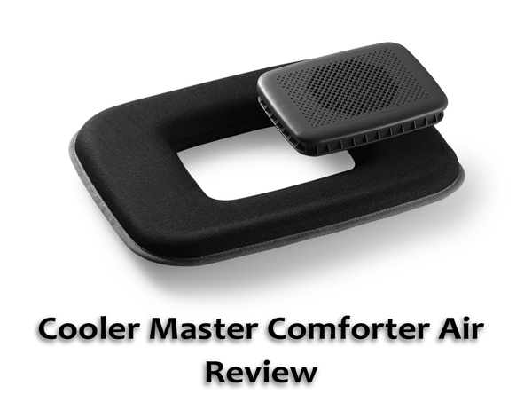 Cooler Master Comforter Air Review Ilapdesk Best