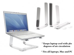 Griffin Laptop Stand Review