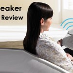 Logitech Speaker Lapdesk N550 Review