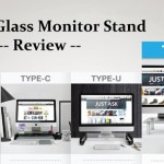 Eutuxia Glass Monitor Stand Review