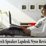 Logitech Speaker Lapdesk N700 Review